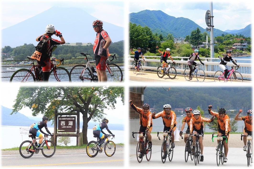 Mt.Fuji Eco-cycling 2016