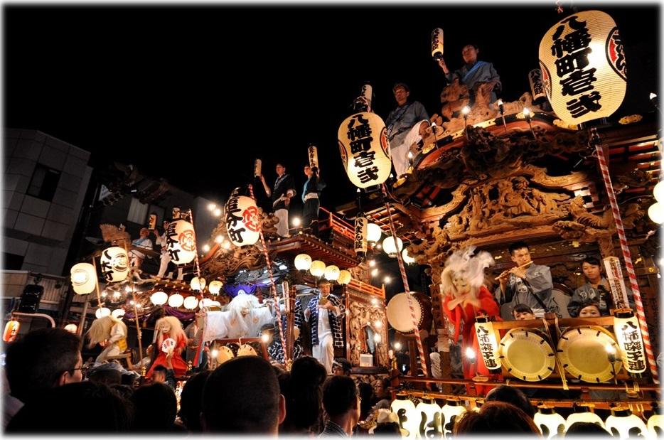 festival de hachioji