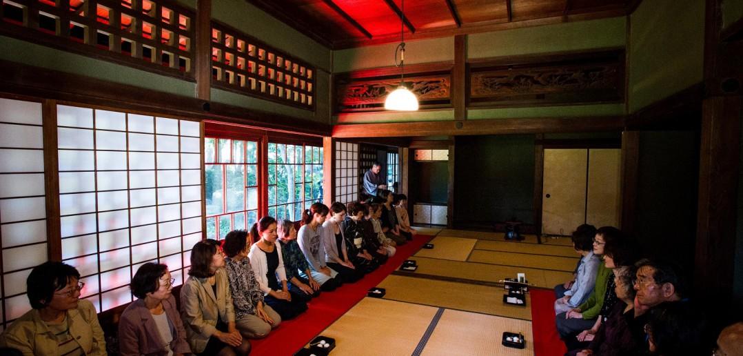 Grande cérénomie du thé à Tokyo (article par amuzen)