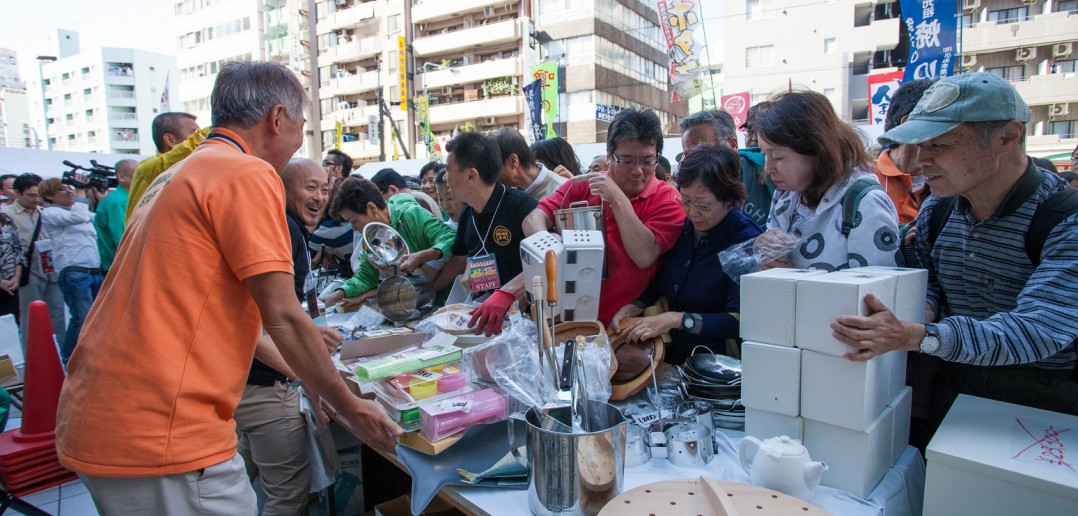 Festival de Kappabashi, Tokyo (article par amuzen)