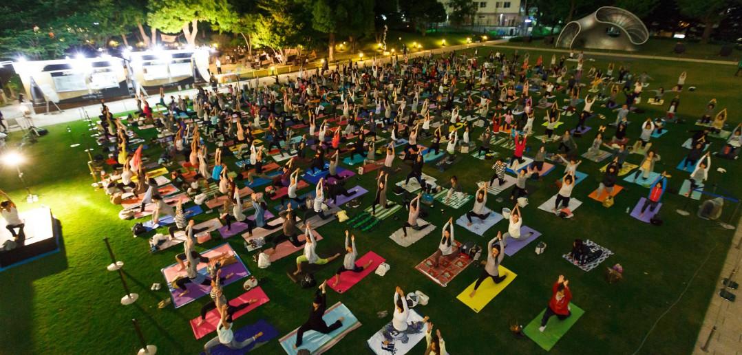 Midtown Relax Park, Tokyo (article par amuzen)