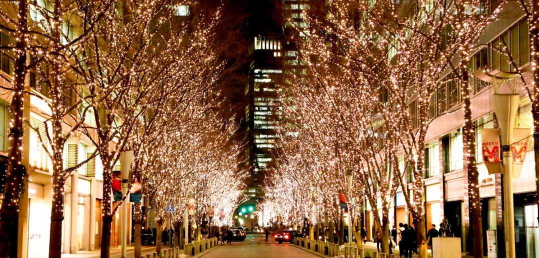 Marunouchi Illuminations (article by amuzen)