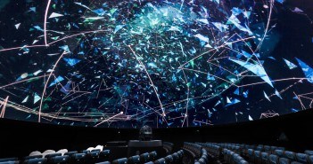 Sakanaction Good Nihgt Planetarium (Manten du Sunshine City) (article by amuzen)