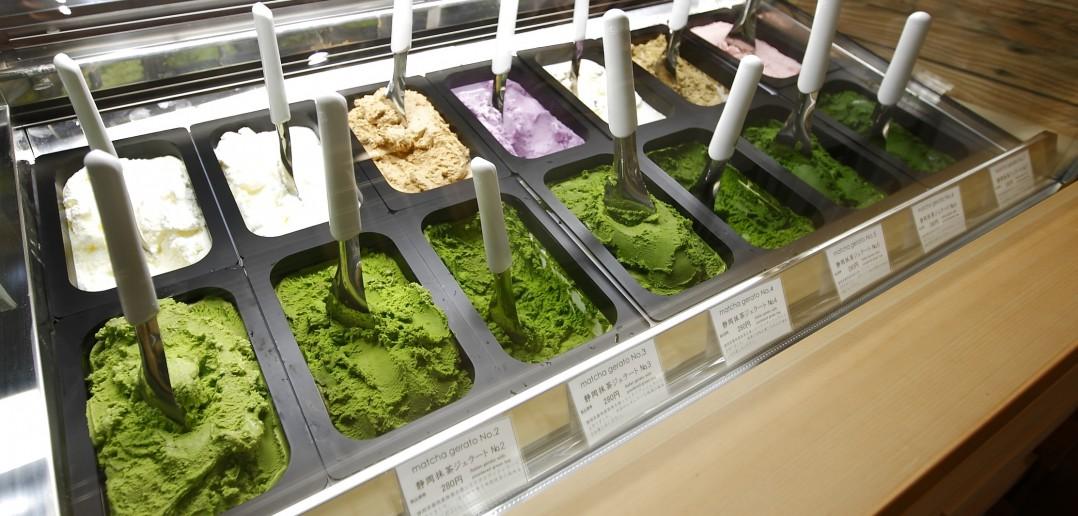 Suzukien & Nanaya Matcha Gelato Shop
