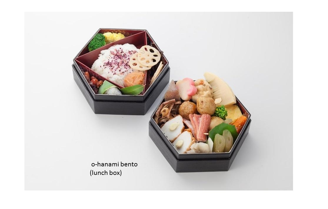 Marugoto Nippon: Menus et articles pour o-hanami dans les règles de l'art ! (article by amuzen)
