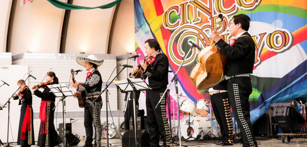 Festival du « Cinco de Mayo » Tokyo 2016 (article by amuzen)