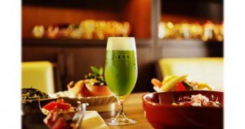 Matcha Beer Garden à Ochanomizu: Trinquez à la bière au thé vert ! (article d'amuzen)