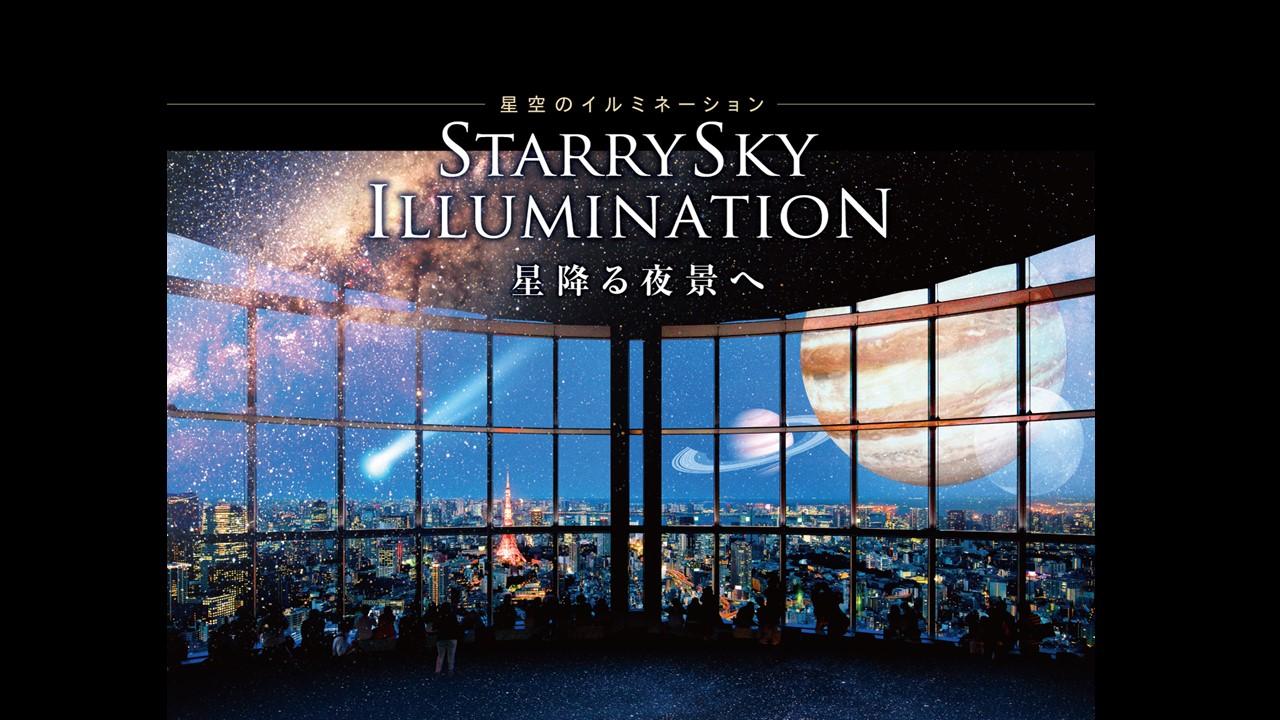 Starry Sky Illumination 2016-2017
