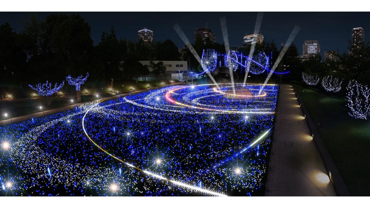 le Starlight Garden 2016 (image non-contractuelle)