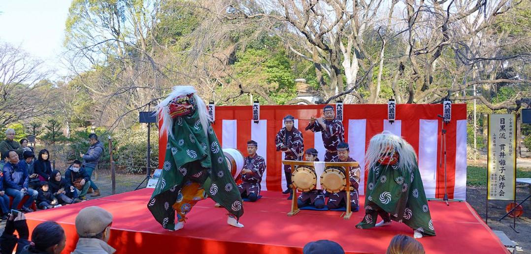 Célébrer le Nouvel An 2017 dans le jardin de Rikugi-en (article d'amuzen)