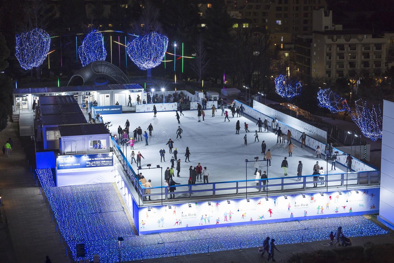 Mitsui Fudosan Ice Rink for TOKYO 2020 (article d'amuzen)