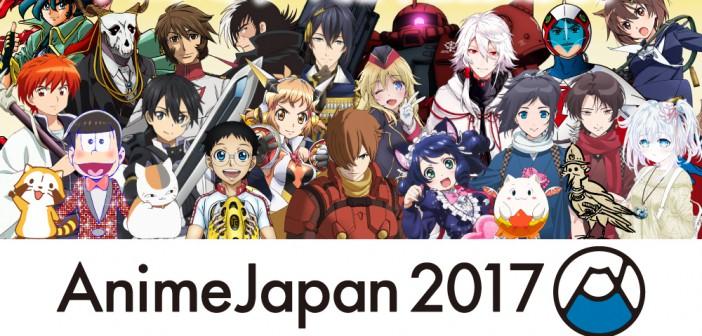 AnimeJapan 2017 (article d'amuzen)