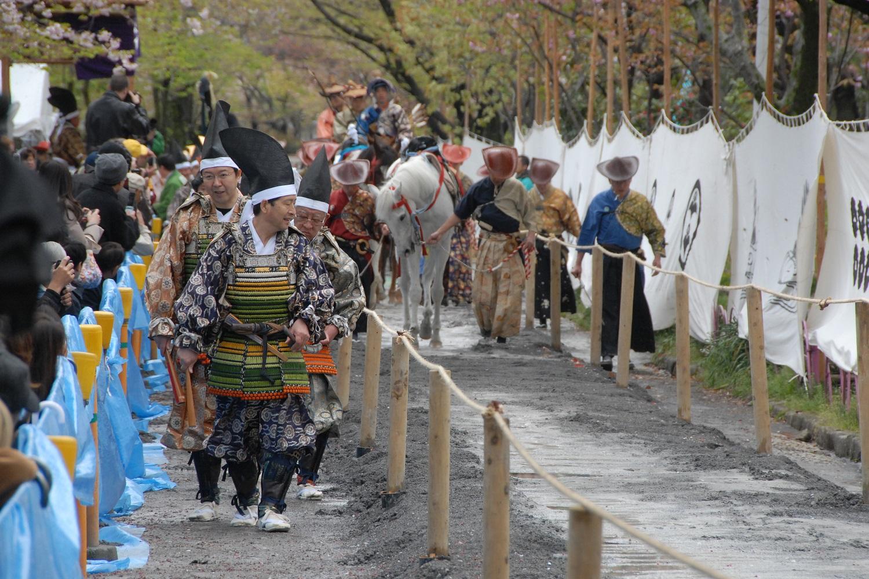 Asakusa Yabusamé 2017 (article d'amuzen)