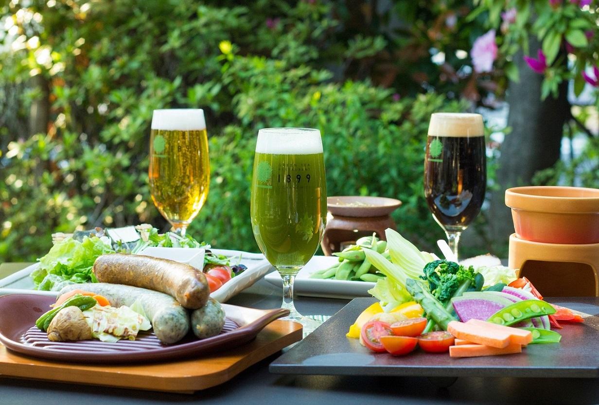 Matcha Beer Garden 2017 (article d'amuzen)