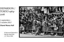 Exposition « DEPARDON / TOKYO 1964-2016 » (article d'amuzen)