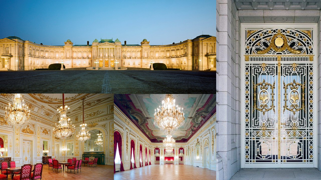 Crédit photo : State Guest Houses, Cabinet Office.