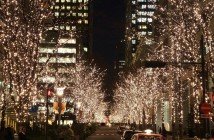 Illumination de Marunouchi 2017-2018 (article d'amuzen)