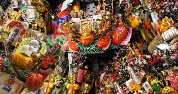 Torinoichi - La foire des « jours du coq » à Asakusa