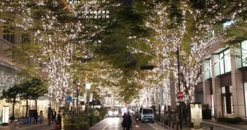Marunouchi Illumination 2018 – 2019