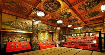Hyakudan Hina-matsuri 2019 à l'Hotel Gajoen Tokyo