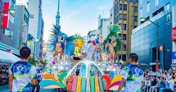 38ème « Asakusa Samba Carnival »