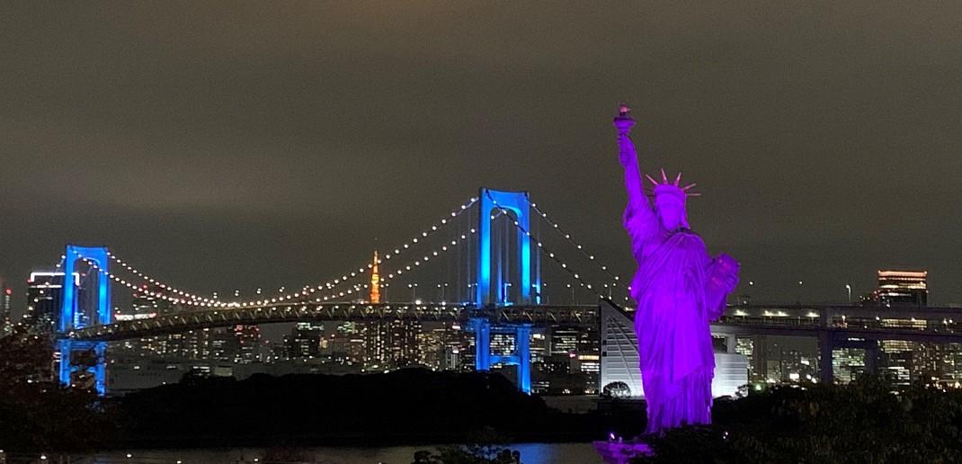 Illumination Island Odaiba 2020